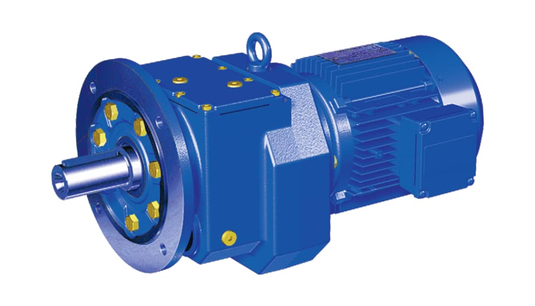 Tranmax Flanges Type Gear Reducer